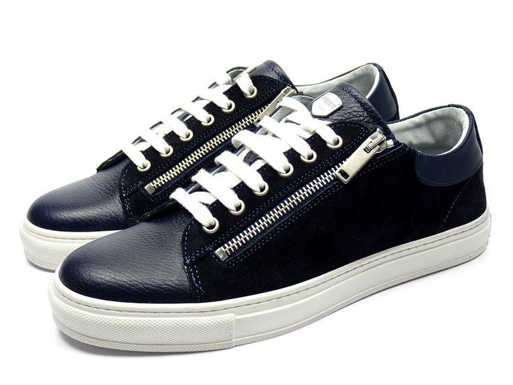 Antony Morato MMFW00367 sneaker schoenen - blauw