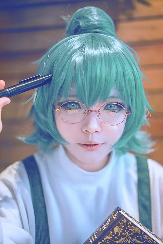 Takatsuki Sen cosplay! :3