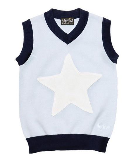 """MeMini - Vest """"Star vest"""""""