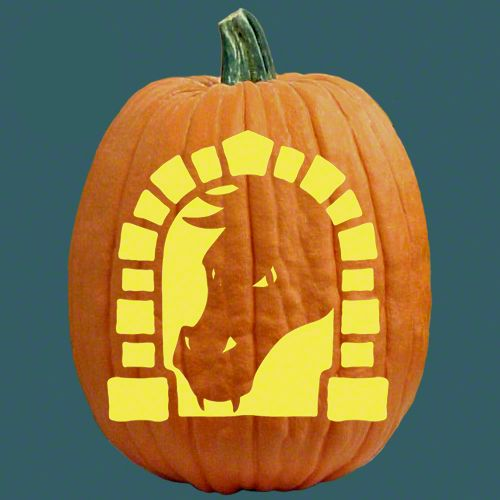 Images about fairytale pumpkin carving patterns on