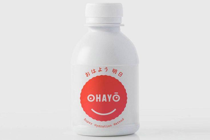 Ohayo, la remède 100% efficace pour faire passer rapidement la gueule de bois ? - http://www.leshommesmodernes.com/ohayo-gueule-bois/