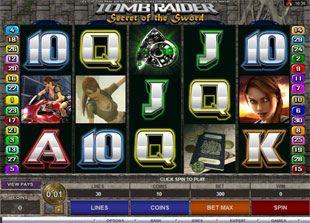 TOMB RAIDER SLOT You will find it at Quatro Casino, member of CasinoRewardsGroup