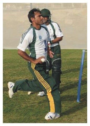 Jahanzeb Tiwana (International Disabled Cricketer)
