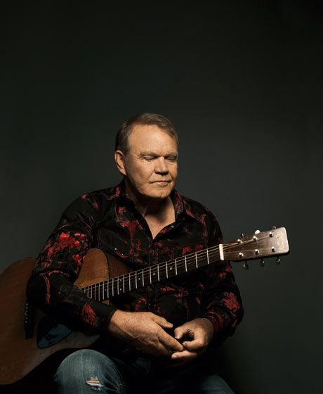 Glen Campbell: One last love song (*I'm glad I saw him in concert during his farewell tour.