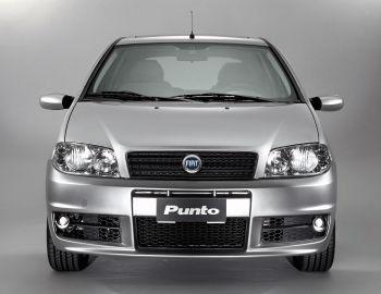 Fiat Punto Sporting (188) '2003–05