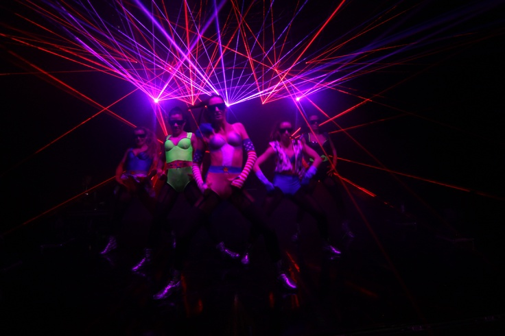 ProLight Frankfurt 2013 show  www.lasershow.sk