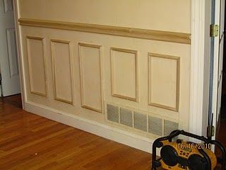 Best 25 Faux Wainscoting Ideas Only On Pinterest