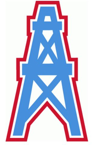 Okay so the Houston Oilers are now the Tennesse Titans, but they will always remain in my <3 as the Houston Oilers... Only THE best football team ever.