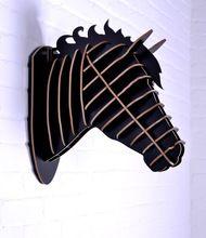 Американские сельской местности украшения дома 3D деревянный конь голова, дерево ремесла, творческий бар ковбой и усилитель;! Ресторане декор, искусство стены, стены ремесло (Китай (материк))