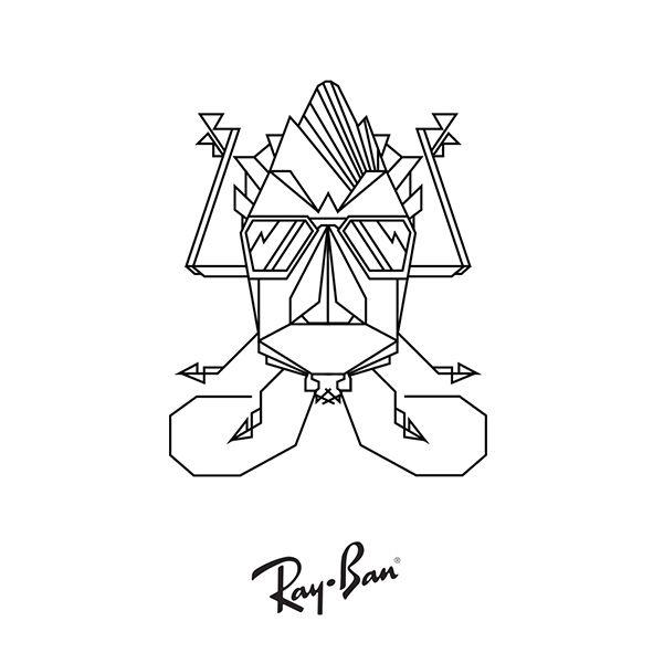 Ray Ban by Kickatomic