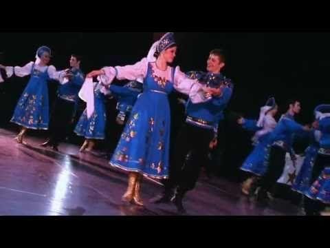 "Russian Cossack Dancing....""It's A Musical World""...Kalinka - Russian Popular Dance. Kalinka - Ruso Danza Populare. Kalinka - Russe Danse Folklorique"