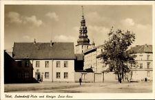 Ak Sowetsk Tilsit in Ostpreußen, Ludendorff Platz und Königin... - 1388943