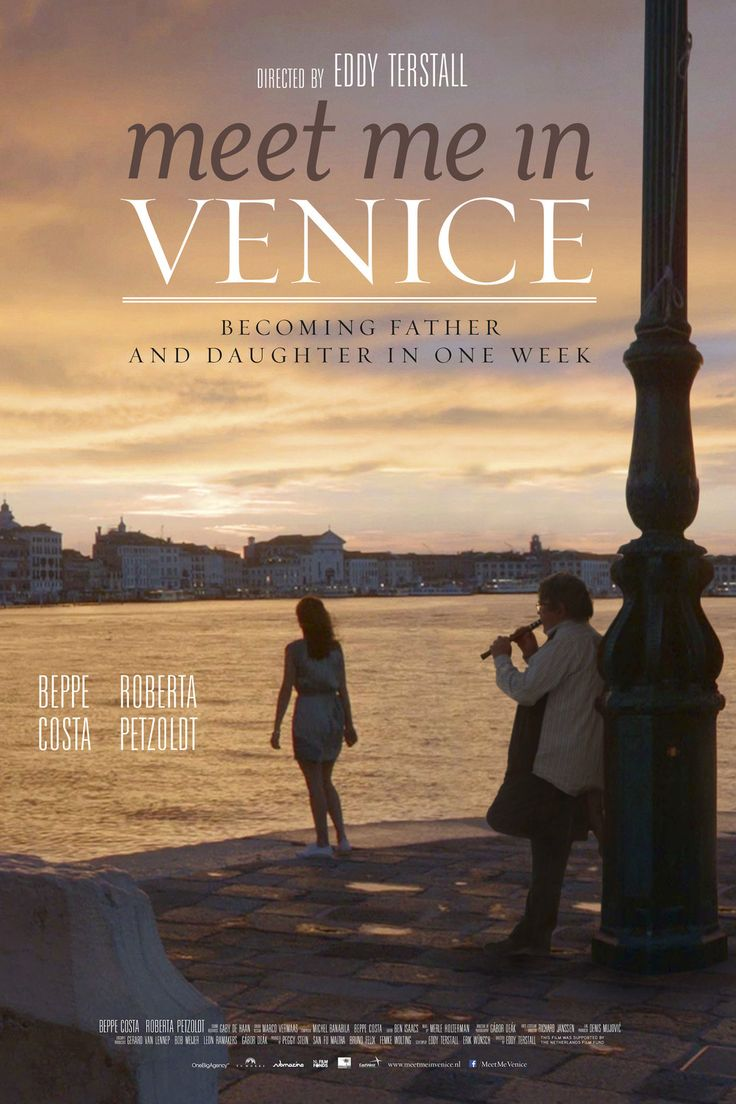 Meet Me in Venice (2015) FULL MOVIE. Click images to watch this movie