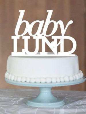 Baby cake topper, baby shower gift, baby on the way, cake toppers, bun in the oven, baby gift idea, gift for pregnant friend