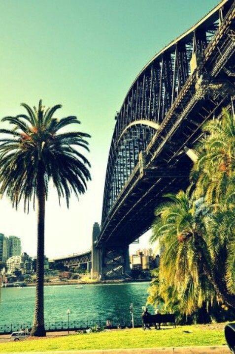 Sydney, how amazing!