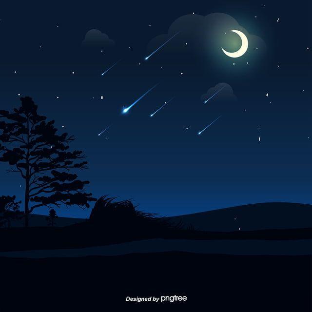 ناقلات خلفية النجوم الزرقاء سماء الليل السماء In 2021 Sky Images Night Skies Background Images