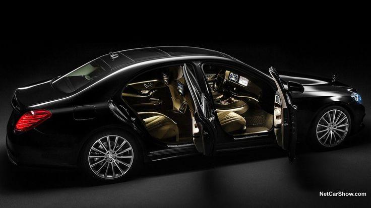 mercedes s  class 2014 interior. pure fantasy...