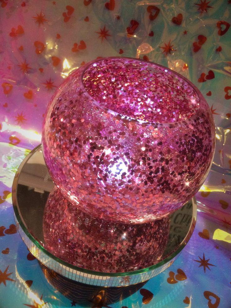 Pink Pekoe Centerpiece