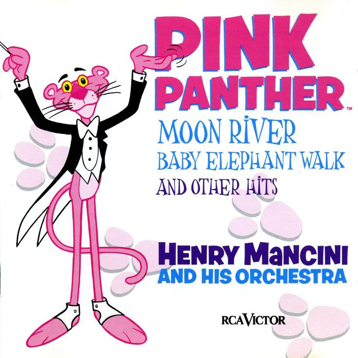Caratula Frontal de Henry Mancini - The Pink Panther And Others Hits