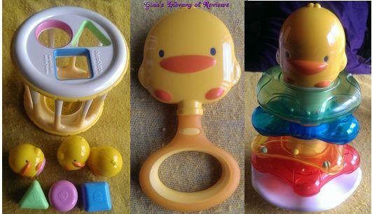 Review: Piyo Piyo Toy Gift Set