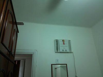 Ar condicionado by Gilson Eletricista: Um ar condicionado de Janela poderá ser instalado ...