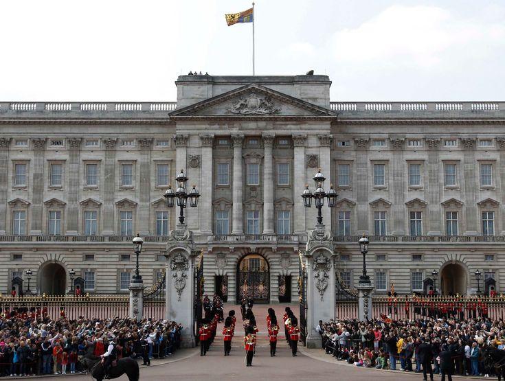 Букингемский дворец, Англия.