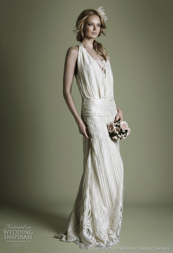 93 best 1920s wedding gowns dresses images on pinterest wedding 1920s wedding gowns wedding dress company decades lace bridal gowns wedding junglespirit Image collections