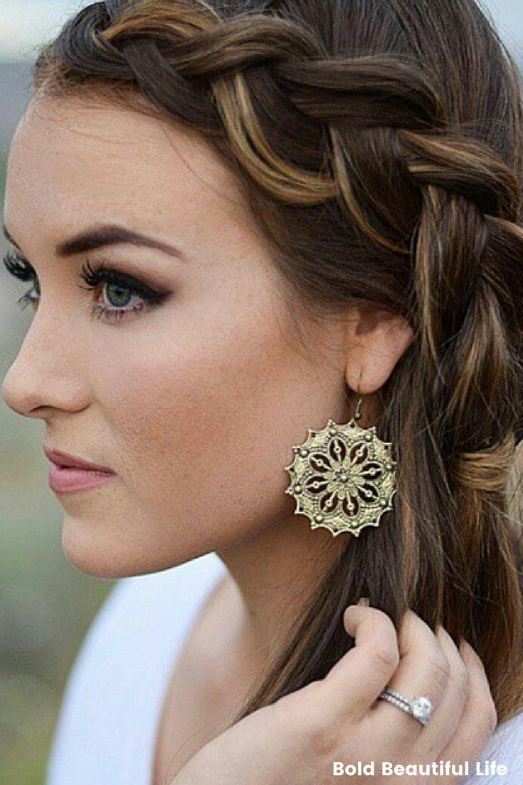 Best 25+ Side braid hairstyles ideas on Pinterest