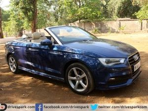 Review: Driving The Audi A3 Cabriolet With & Without The Roof