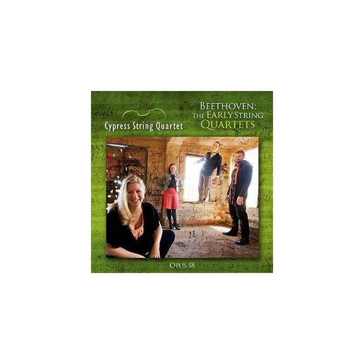 Beethoven & Cypress String Quartet - Early String Quartets (CD)