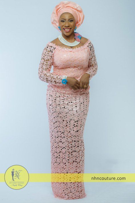 nigerian lace material styles - Google Search                              …