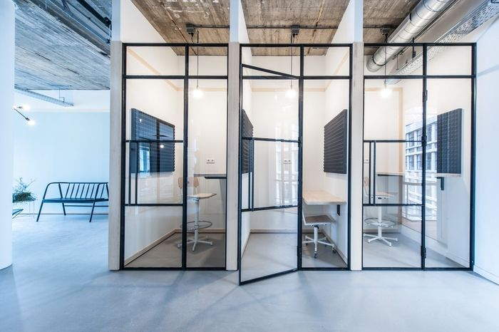 TQ Offices - Amsterdam - Office Snapshots