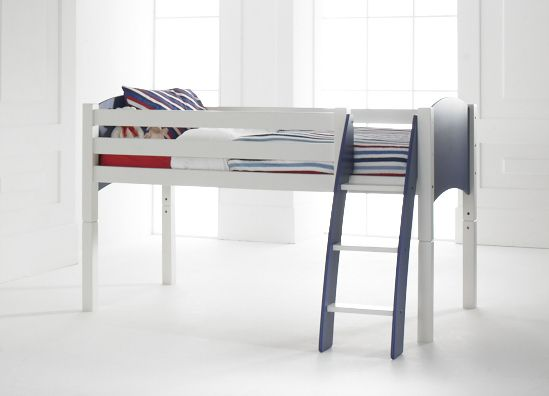 Shorty Mid Sleeper Bed Frame White - Page 3 - Frame Design & Reviews ✓