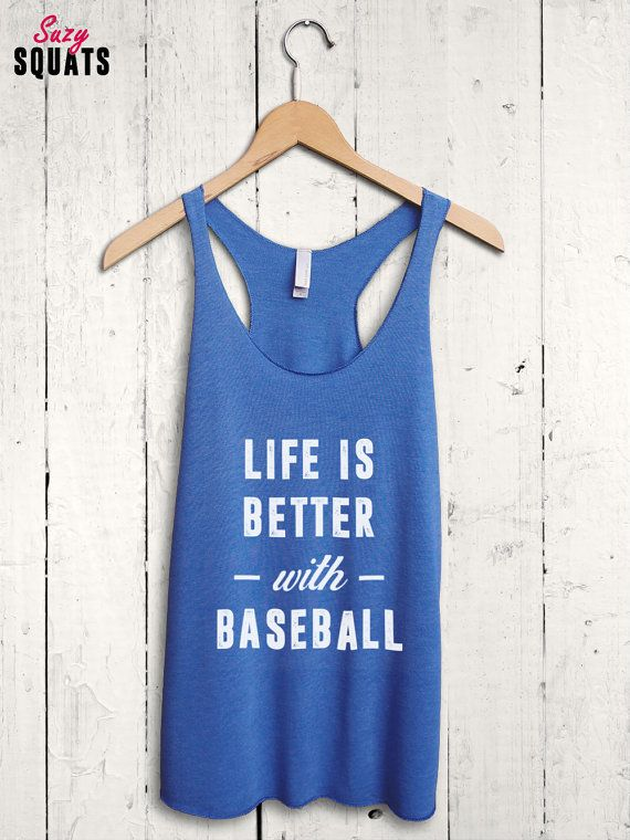 Funny Baseball Shirt for women by SuzySquats. #baseball #mom #outfit