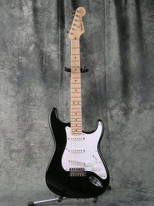 Fen Artist Signature ERIC CLAPTON Stratocaster BLACK - $406.00 : Best Electric guitar sales,Discount electric guitar on sale,shop for high quality bass guitars ,electric guitar center!