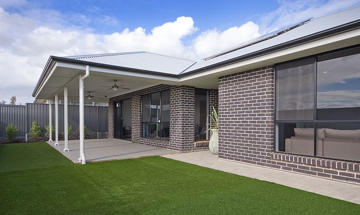 A rossdale homes display home design, a South Australian new home builder.