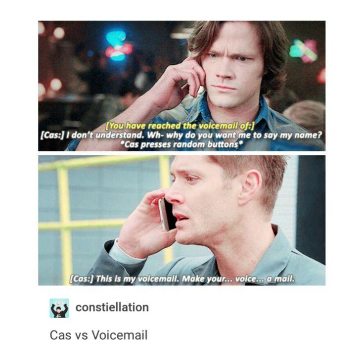 supernatural tumblr textpost post funny lol meme memes lol cas castiel destiel dean winchester sam winchester