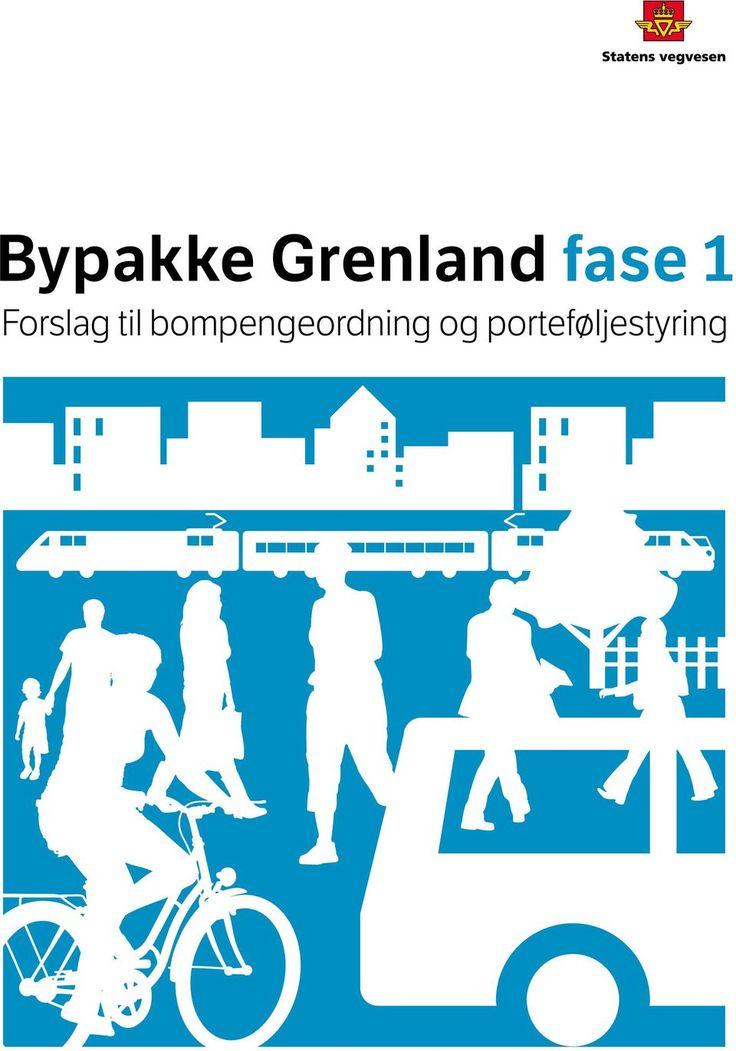 Bypakke Grenland fase 1