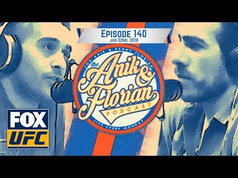 UFC 220 recap, Calvin Kattar, Brian Stann | EPISODE 140 | ANIK AND FLORIAN PODCAST