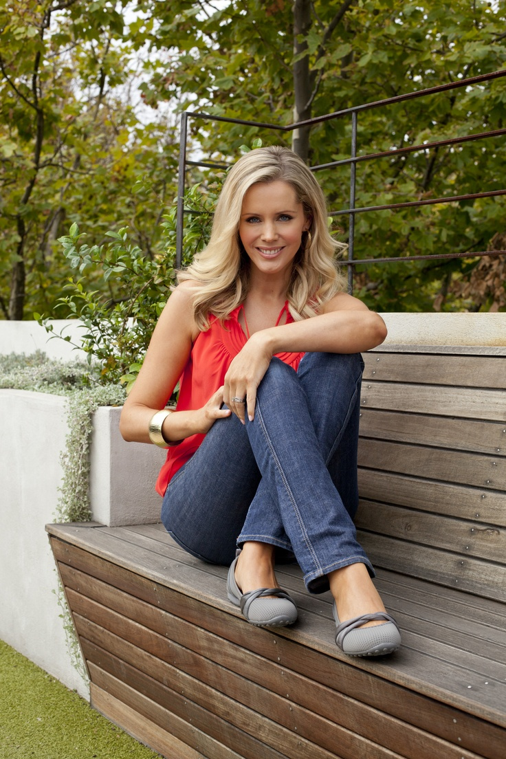 Sophie Falkiner for Skechers 2012