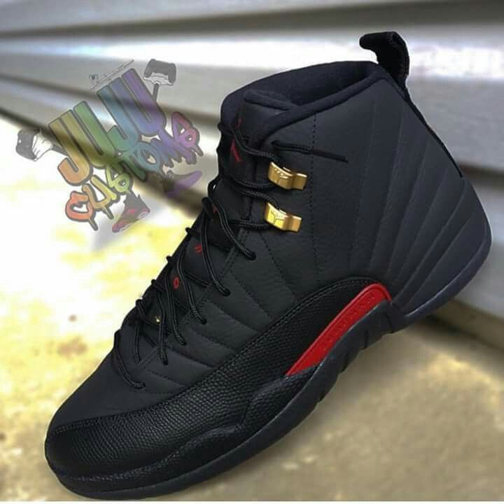 Jordan 12s .. JUJU CUSTOMS