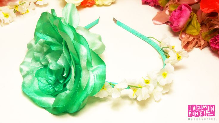 #flowercrown #floral #headband #flores #crown #romantic #flower #fashion #accesories #fashionista #mode #woman #hair #spring #summer