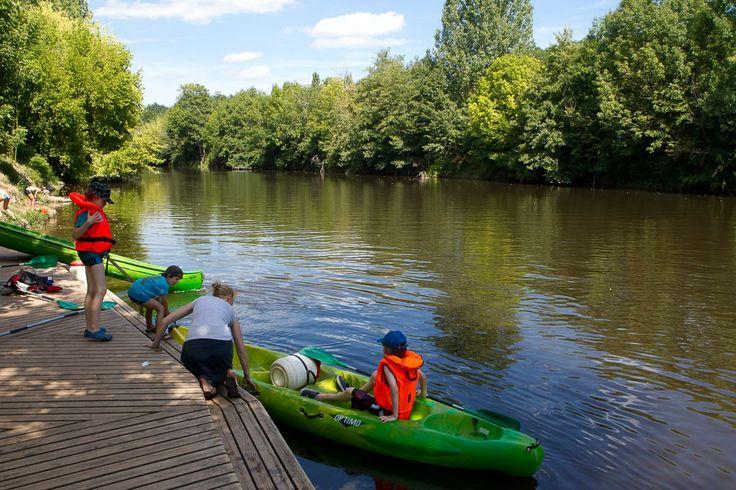Aktiviteiten op camping 5* Le Paradis - Dordogne Périgord | Camping 5 sterren met zwembad in de Dordogne-Lascaux-Sarlat- gelegen aan de rivier