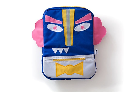backpack CLOWN by zoo52 on Etsy, zł200.00