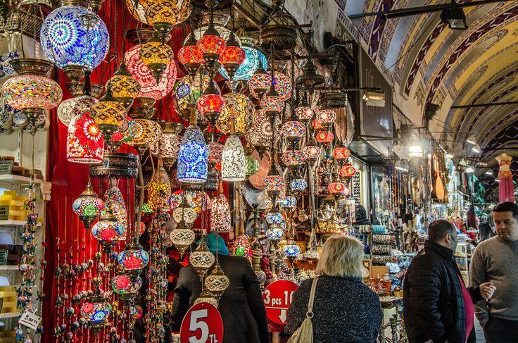 En el gran bazar
