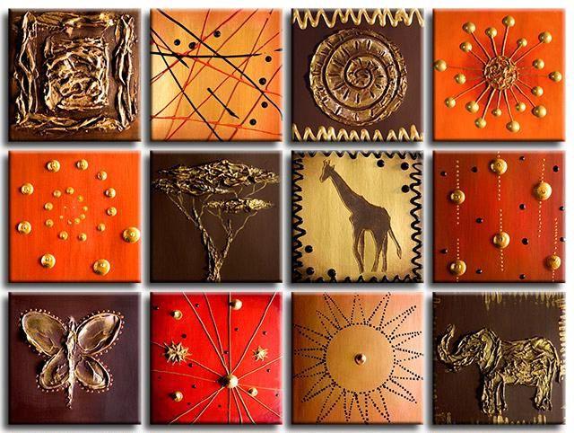 африканские картины - Поиск в Google