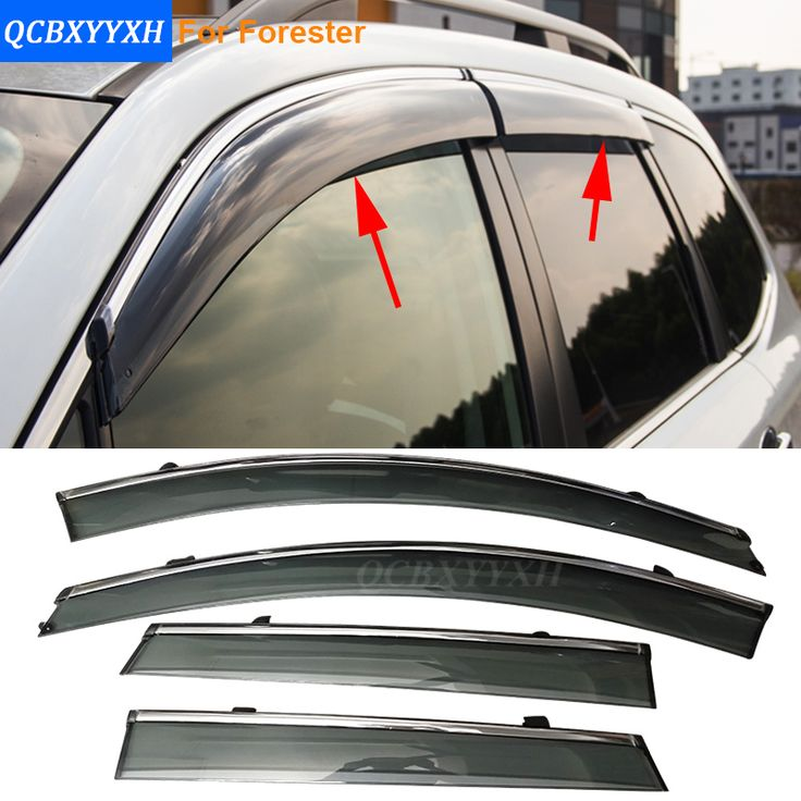 Car Awning Shelter Window Visor For Subaru XV Outback Tribeca Legacy Hatchback Forester ImperzaSun Rain Shield Cover Car Styling #Affiliate