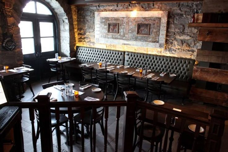 Taverne Gaspar in the old port of Montreal using our candle holders. Great for any setting!