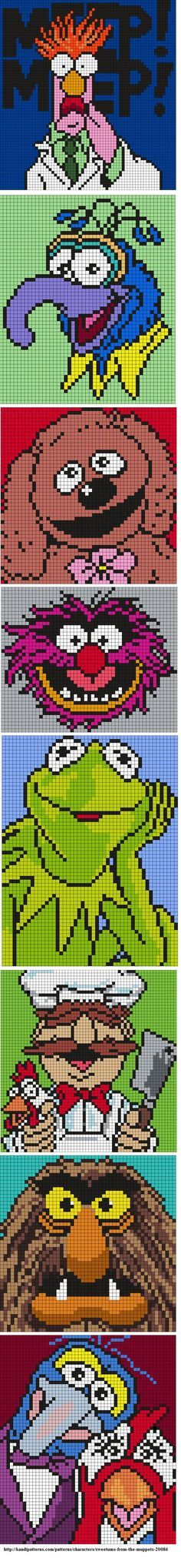 The Muppets: KERMIT