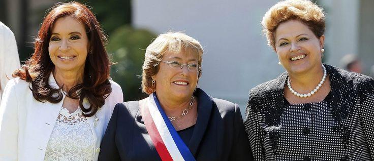 » Sudamerica: il continente delle donne al potere